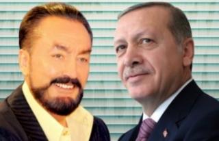 Erdoğan'dan 'Adnan Oktar' yorumu:...