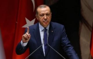 """Erdoğan'dan flaş çıkış: """"CHP'li..."""