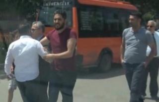 Erzurum'da Muharrem İnce'ye protesto şoku!...