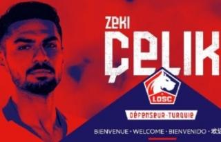 Eski Bursasporlu futbolcu resmen Lille'de! Gelecek...