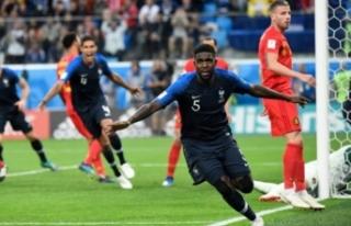 İlk finalist Fransa