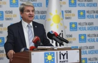 """İYİ Parti'den flaş açıklama: """"İttifak..."""
