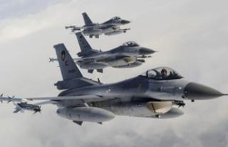 PKK'ya büyük operasyon! 28 hedef imha edildi