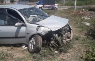 Bursa'daki ölüm kavşağında feci kaza: 9...