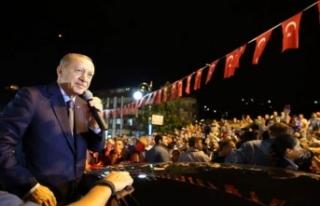 Cumhurbaşkanı Erdoğan'dan dolar mesajı: Hiç...