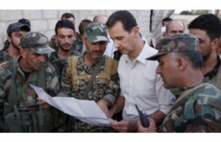 Esad rejimi Türkmendağı'na saldırı başlattı!