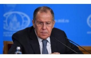 Rusya Dışişleri Bakanı Ankara'ya geliyor!