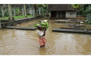 Sel felaketi can almaya devam ediyor