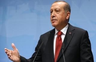 Cumhurbaşkanı Erdoğan'dan flaş faiz açıklaması!