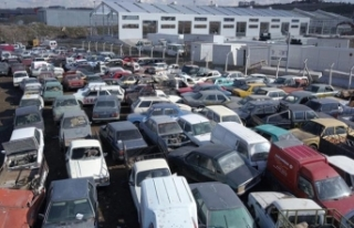 Hurdaya ayrılan araç sayısı 25 kat arttı!