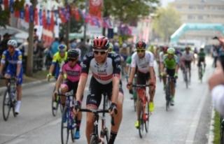 54. Cumhurbaşkanlığı Bisiklet Turu'nun son...
