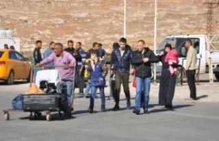 60 bin Suriyeli evine döndü