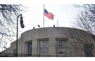 ABD Büyükelçiliği'nden terör saldırısına...