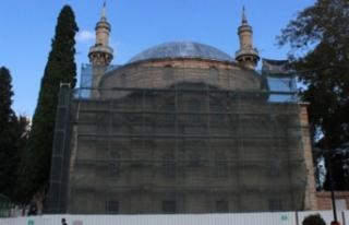Bursa'da bitmeyen restorasyon!