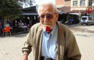 Bursa'da 60 yıldır böyle dolaşıyor!