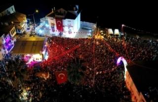 Bursa'da Edip Akbayram coşkusu
