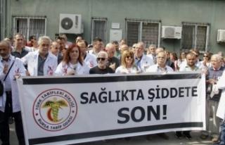 Bursalı doktorların saldırı isyanı!