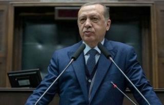 Cumhurbaşkanı Erdoğan: Terör örgütünün tepesine...