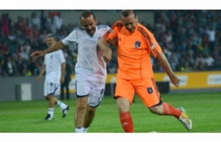 Cumhurbaşkanı Erdoğan'ın oynayacağı maçın...