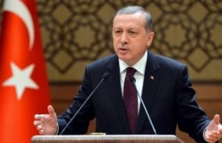Cumhurbaşkanı Erdoğan: 'Kılıcınız keskin...