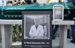 Hastası tarafından öldürülen doktor, gözyaşlarıyla...