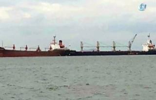 İstanbul'da iki kargo gemisi çarpıştı!