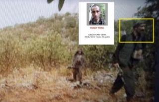 Öldürülen teröristler böyle görüntülenmiş