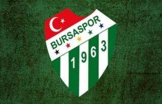 Shehu'dan Bursaspor'a kötü haber