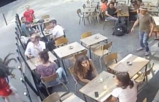 Sokak ortasında kadına şiddetin cezası belli oldu!