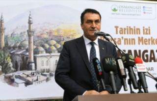 Başkan Dündar: Türkiye'nin en başarılı...