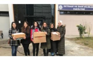 Bursa'da 5 arkadaştan anlamlı hareket