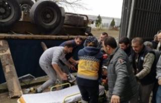 Bursa'da konteyner faciası: 2 işçi öldü,...