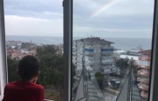 Bursa'da büyülü anlar