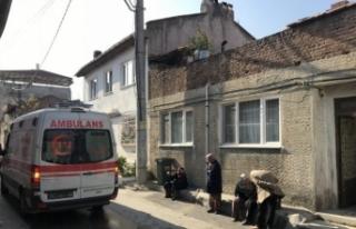 Bursa'da yaşlı kadın feci şekilde can verdi!