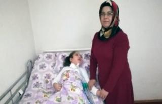 Bursalı Ebrar'ın hastalığına teşhis konulamıyor