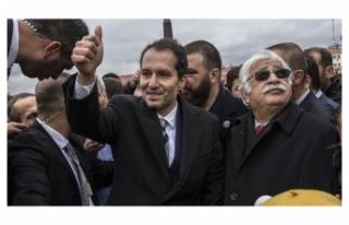 Fatih Erbakan yeni partisini kurdu!