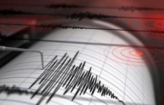 Korkutan deprem! Bursa'da da hissedildi!