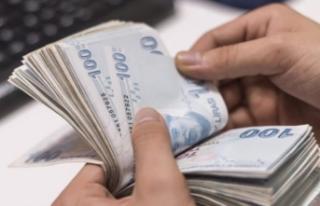Maaşlara en az 108 en çok 521 lira zam geliyor!