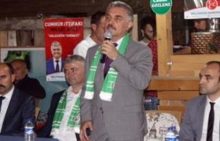 MHP Bursa Milletvekili Büyükataman'dan Cumhurbaşkanı...