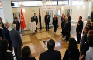 Mustafa Kemal Atatürk dünyada törenlerle anıldı!