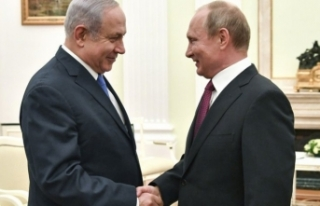 Putin'den Netanyahu'ya İran'ı Suriye'den...