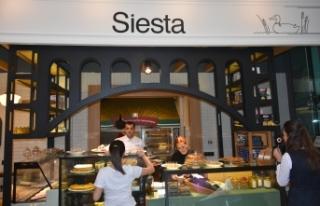 Siesta Korupark'ta açılış heyecanı!