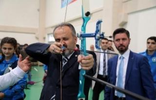 Başkan Aktaş, hedefi tutturdu