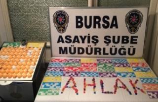 Bursa'da büyük operasyon! Ceza yağdı...