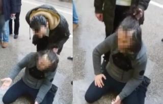 Bursa'da kız çocuğuna taciz şüphelisini...