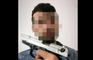 Bursa'da tv hırsızı kıskıvrak yakalandı