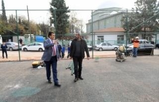 Genç basketbolcular Osmangazi'den çıkacak
