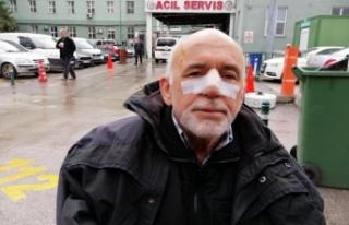 Bursa'da özel halk otobüsü şoförü dehşeti!