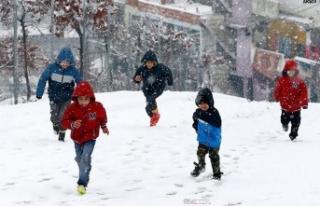 Bursa için kar açıklaması! Okullar tatil olacak...