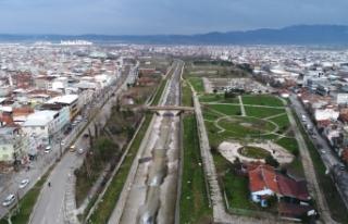 """Bursa'ya 3 yeni Millet Bahçesi... """"Demirtaş,..."""